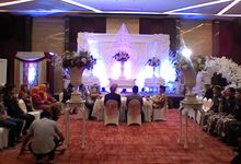 Modern-Traditional Wedding by Menara Top Food Alam Sutera