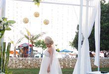 Melissa & Allen by Bali Niksoma Boutique Beach Resort