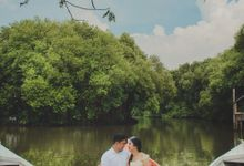 Latest Prewedding Project by TAZALY PHOTO