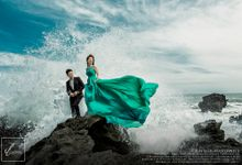 Destination Pre-wedding Photographer by Ray Loh Masterpieces