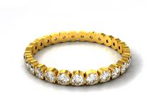 Starlight wedding ring by Reine