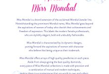 Wedding Ring Simple Collection by Miss Mondial