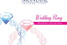 Wedding Ring Branded by Miss Mondial