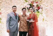 Wedding Reception of Kemal&Lisa by DJ Perpi