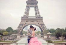 Prewedding gown by Priska Henata
