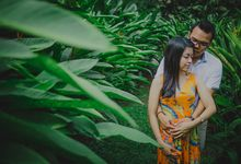 Arya & Ida Singapore Prewedding by White Space Photography