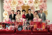 The Engagement of Darwis & Melanie by WS Photography