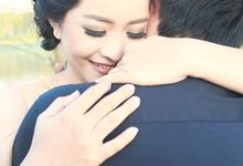 Prewedding of Wendy & Justine by WS Photography