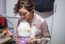 Actual Wedding Day - Wenxun & Jia Wen Morning by A Merry Moment