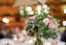 Will & Wei-Yee by Itty Blooms & Styling