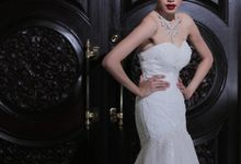 Wedding Gown by wbridal