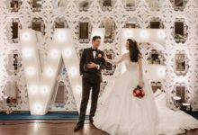 Wilson & Elisabeth Wedding Day by Calia Photography