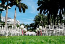 Lawn and Great Deck by W Singapore - Sentosa Cove