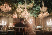 WILSON & YOHANNA WEDDING by Classy Decor