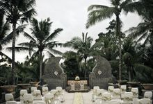 Simple Balinese Decoration Setup by Wapa Di Ume