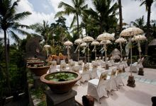 Full Balinese Decoration setup by Wapa Di Ume