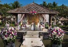 Venue - Water Garden by Conrad Bali
