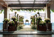 Water Wedding by Anantara Seminyak Bali Resort