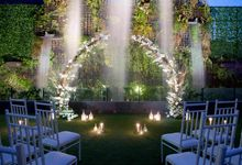 Wedding at Waterfall Garden by The Trans Resort Bali