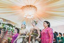 Lupita & Ronald (Royal Wedding of Keraton Yogyakarta) by REZA PRABOWO PHOTOGRAPHY