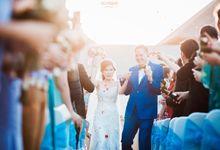 Meutia & Takeo - Bali Wedding Destination by REZA PRABOWO PHOTOGRAPHY