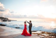 Rena & Yeru - Bali Prewedding Destination by REZA PRABOWO PHOTOGRAPHY