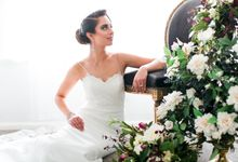 Bridal Boudoir- The Getting Ready Moments Captured In Style by Imagery by Jasmina