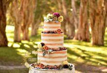 Winter Colours - Sydney by Ivoire Cake Design