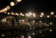 The Wedding of Ms B & Mr K  at Dove Chapel Bali by GOLDEN HARVEST BALI WEDDING