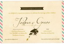 Wedding Invites by CM Creative Concepts