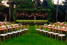 Wedding at  Villa Ombak Biru by Revel Revel Bali