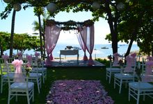 Wedding Kan Li & Yi Wen by Fairmont Sanur Beach Bali