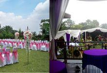 Wedding at Puri Setiabudhi by Puri Setiabudhi Residence Hotel