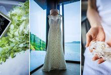 Romantic Chic Wedding - Rachelle & Bradley by Wedding Boutique Phuket