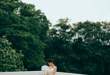 Fort Canning Styled Shoot with Kompactfaen by WeddingCrafters