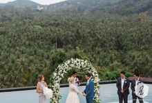 Monique & Kris from Australia by Wedding Idea & The Event Thailand