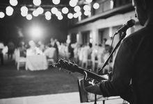The Wedding of Carly and Matt by Bali Wedding Singer