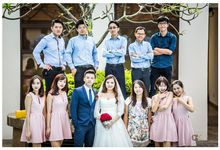 Recent Weddings - Sep & Oct 15 by AK Kua Photography