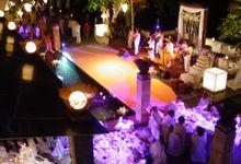 Wedding Reception by Garuda Wisnu Kencana Cultural Park