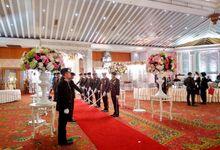 Wedding Cania & Rezi at Puri Agung Ballroom by Grand Sahid Jaya Hotel