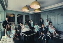 Jing Jie & Chew Yan by Riviera