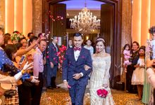 Malay Wedding Extraordinaire Celebration - Daniaal & Suhaila by Born2talk