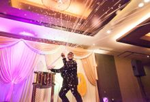 Collection of Wedding Photos from recent events by Kyle Ravin Emcee and Illusionist