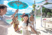 Natalia and Andey Wedding by Valyn Photography