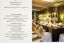 Wedding Package by GH Universal Hotel