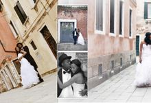 Noma & Valdo Destination Wedding in Venice Italy by Photography Mauritius
