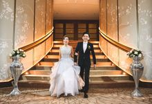 Wedding Photography Singapore - Fullerton Hotel - Tai & Elaine by Rave Memoirs