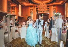 Actual Day Wedding Photography Singapore - Alan & Andrea by Rave Memoirs