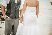 Jeanine & Rui at Radisson Blu Azuri by Photography Mauritius