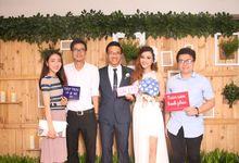 Quang & Uyen Wedding by Printaphy Photobooth Vietnam by Printaphy Photobooth Vietnam